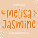Melisa Jasmine - Cute Display Font - GraphicRiver Item for Sale