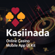 Kasiinada- Online Casino Mobile App UI Kit - ThemeForest Item for Sale