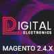 Digital - Responsive Magento 2 Shopping Theme - ThemeForest Item for Sale