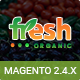 Fresh - Multipurpose Responsive Magento 2 Theme - ThemeForest Item for Sale