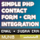 Contact Form to Email and CRM  - PHP - CodeCanyon Item for Sale