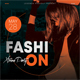 Fashion Extreme Party Flyer 2 - GraphicRiver Item for Sale