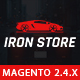 Ironstore - Best Magento 2 Auto Parts Theme - ThemeForest Item for Sale