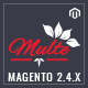 Multe - Responsive Magento 2 Restaurant Theme - ThemeForest Item for Sale