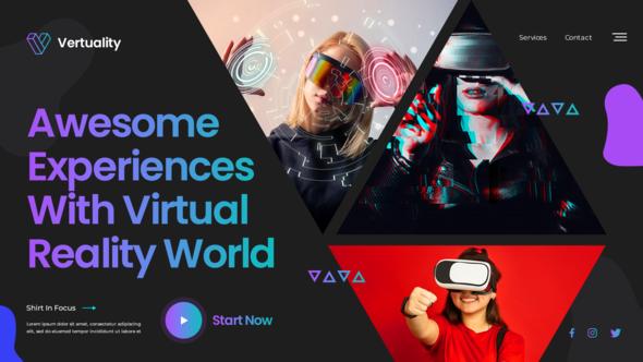 Innovation Technology Slideshow | Promo