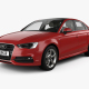 Audi A3 S-line Worldwide sedan with HQ interior 2013 - 3DOcean Item for Sale