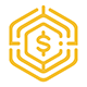 Bitcoin Crypto Currency Cash Logo - GraphicRiver Item for Sale