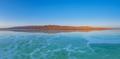 beautiful salt lake landscape at dusk - PhotoDune Item for Sale