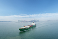 tianjin port landscape - PhotoDune Item for Sale