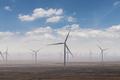 wind farm on western wilderness - PhotoDune Item for Sale