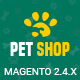 PetShop - Beautiful Responsive Magento 2 Theme - ThemeForest Item for Sale