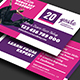 Dance Class Business Card - GraphicRiver Item for Sale