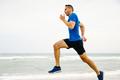 closeup male runner running - PhotoDune Item for Sale