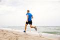 back male runner athlete run - PhotoDune Item for Sale