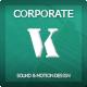 Modern Dynamic Corporate Background - AudioJungle Item for Sale