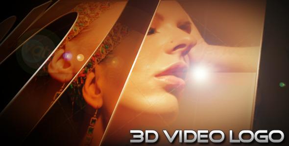 3D Video Logo