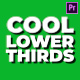 Cool Lower Thirds - VideoHive Item for Sale