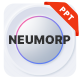 Neumorph - Neumorphic Corporate Business PowerPoint Presentation Template - GraphicRiver Item for Sale