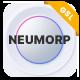 Neumorph - Neumorphic Corporate Business Google Slides Presentation Template - GraphicRiver Item for Sale