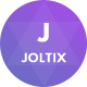 Joltix - Bootstrap 5 Minimal Portfolio and Agency Template - ThemeForest Item for Sale