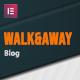 Walk&Away - Travel Blog & Tours Elementor Template Kit - ThemeForest Item for Sale