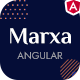Marxa - Angular 12 Deals Coupons & Discounts Template - ThemeForest Item for Sale