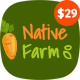 NativeFarm - Organic & Healthy Food WordPress Theme - ThemeForest Item for Sale