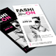 DL Fashion Show Time Flyer - GraphicRiver Item for Sale