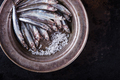 Anchovy Fresh Marine Fish.Appetizer - PhotoDune Item for Sale