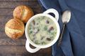 Caldo Verde Soup Plant Based Meal - PhotoDune Item for Sale