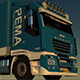 Iveco Truck 3D Model - 3DOcean Item for Sale