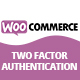 WooCommerce Two Factor Authentication - CodeCanyon Item for Sale