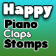 Happy Piano Claps and Stomps