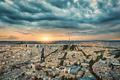 Bad weather in Paris - PhotoDune Item for Sale