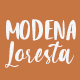 Modena Loresta Font Duo - GraphicRiver Item for Sale