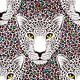 Seamless Pattern with Leopard - GraphicRiver Item for Sale
