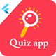 Flutter Quiz app offline with admob ready to publish template - CodeCanyon Item for Sale