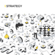 Strategy Isometric Illustration - GraphicRiver Item for Sale