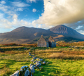 The Old Manse at Killchrist on the Isle of Skye - PhotoDune Item for Sale