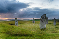 Stormy skies over the Callinish 4 stone circle - PhotoDune Item for Sale