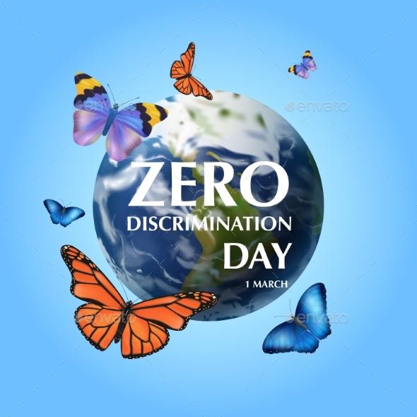 Zero Discrimination World Composition
