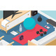 Home Workout Isometric Illustration - GraphicRiver Item for Sale