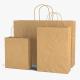 Paper Bags - 3DOcean Item for Sale