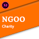 NGOO - Charity, Non-profit, and Fundraising Adobe XD Template - ThemeForest Item for Sale