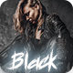 Black Tones Artistic Photoshop Actions - GraphicRiver Item for Sale