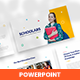 Schoolars – Education Course & Learning PowerPoint Template - GraphicRiver Item for Sale