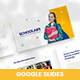 Schoolars – Education Course & Learning Google Slides Template - GraphicRiver Item for Sale