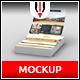 Flyers Mockup - GraphicRiver Item for Sale