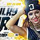 Rap Concert Flyer Template - GraphicRiver Item for Sale