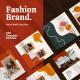 Brand Fashion - Instagram Square Template - GraphicRiver Item for Sale